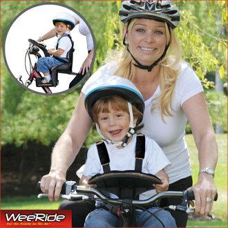 自行车儿童席维拉伊特袋鼠履历98077 WeeRide model Kangaroo 98077(装上,并且供前自行车使用的的小孩儿童席)