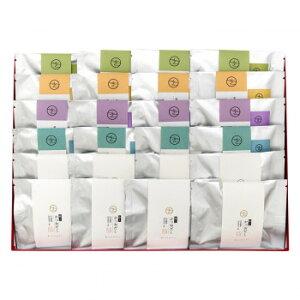 ギフト包装 天然出汁パック 24個 極上・合わせ・鰹・鰯・宗田鰹・鯖 ×各4袋