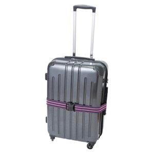 伸縮 トランクベルト ワンタッチ スーツケース キャリーケース スーツケースベルト ストレッチフィットベルトTM