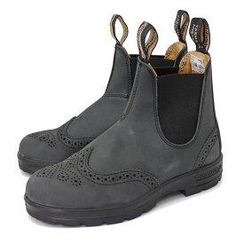 ブランドストーン サイドゴアブーツ ワークブーツ ラスティックブラック Blundstone CLASSIC COMFORT Side Gore Boots BS1472 SALE セール 即納