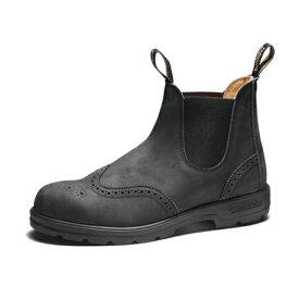 ブランドストーン サイドゴアブーツ ワークブーツ ラスティックブラック SALE セール Blundstone CLASSIC COMFORT Side Gore Boots BS1472