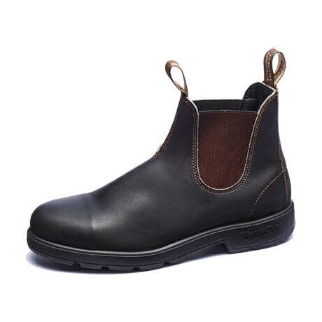 ブランドストーン サイドゴアブーツ ワークブーツ スタウトブラウン 送料無料 Blundstone Side Gore Boots CLASSICS 500
