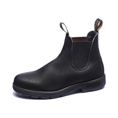 ブランドストーン サイドゴアブーツ ワークブーツ ボルタンブラック 送料無料 Blundstone Side Gore Boots CLASSICS 510