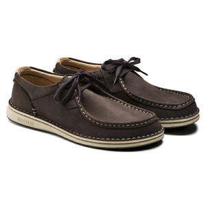 ビルケンシュトック ブーツ メンズ レザー シューズ 革靴 本革 パサデナ モカ レギュラーフィット(幅広) BIRKENSTOCK PASADENA 即納 SALE セール