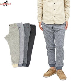 グラミチ ボンディング ニット フリース ナロー リブ パンツ Gramicci Bonding Knit Fleece Narrow Rib Pants GUP-19F016