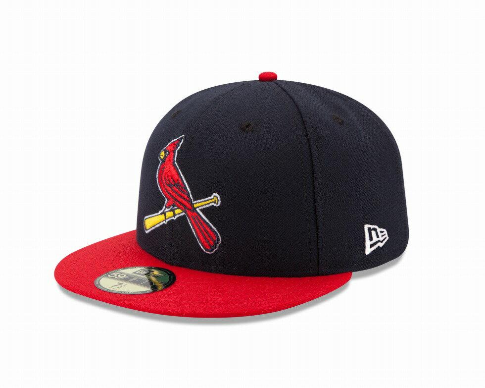New Era ニューエラ 送料無料 59FIFTY MLB On-Field セントルイス・カージナルス オルタネイト2
