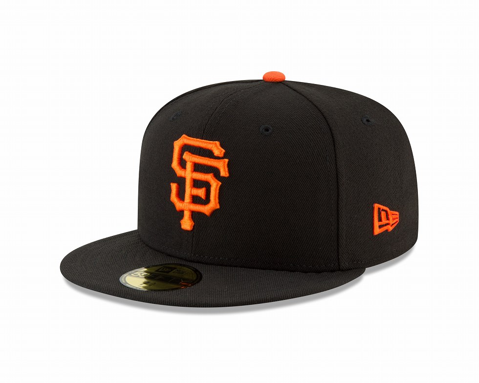 New Era ニューエラ 送料無料 59FIFTY MLB On-Field サンフランシスコ・ジャイアンツ ゲーム