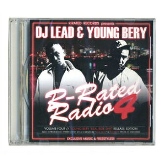 "DJ LEAD ""R-RATED RADIO # 4"""