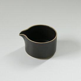 【即日発送】HASAMI PORCELAIN(ハサミポーセリン)[ミルクピッチャー HPB028][cup black ブラック 食器 シンプル 波佐見焼][楽ギフ_包装][楽ギフ_のし宛書]