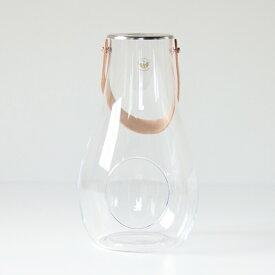 Holmegaard(ホルムガード) Lantam ランタン[クリア・Lサイズ]/[ガラス製品/ブランド食器/北欧食器/新生活/引き出物/赤ちゃん/記念日/新婚/結婚祝い/インテリア/プレゼント/ギフト]