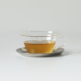 【即日発送】KINTO(キントー)CAST ティーカップ&ソーサー[コーヒー 紅茶 ティータイム ティーセット こだわり おしゃれ インテリア プレゼント ギフト 贈り物 結婚祝い 誕生日プレゼント 祝い 御祝 内祝]