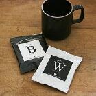 【即日発送】after-endオリジナルブレンドコーヒー[BLACK/WHITE][coffee/ドリップバッグ/ダンク式/ブラック/プレゼント/プチギフト]