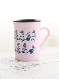 [Rakuten BRAND AVENUE]Moomin×AfternoonTea/蓋付き樹脂マグカップ Afternoon Tea アフタヌーンティー・リビング 生活雑貨