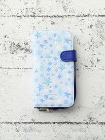 [Rakuten Fashion]【SALE/46%OFF】総柄ブック型iPhone8/7/6/6sケース Afternoon Tea アフタヌーンティー・リビング ファッショングッズ 携帯ケース/アクセサリー ブルー レッド【RBA_E】