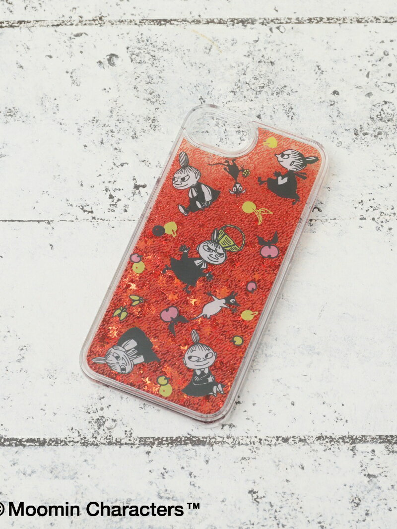 [Rakuten BRAND AVENUE]【SALE/30%OFF】Moomin×Afternoon Tea/オイルインiPhone8/7/6/6sケース アフタヌーンティー・リビング ファッショングッズ【RBA_S】【RBA_E】