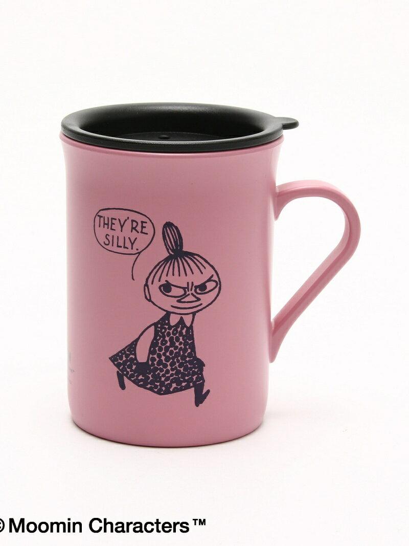 [Rakuten BRAND AVENUE]Moomin×Afternoon Tea/蓋付き樹脂マグカップ Afternoon Tea アフタヌーンティー・リビング 生活雑貨
