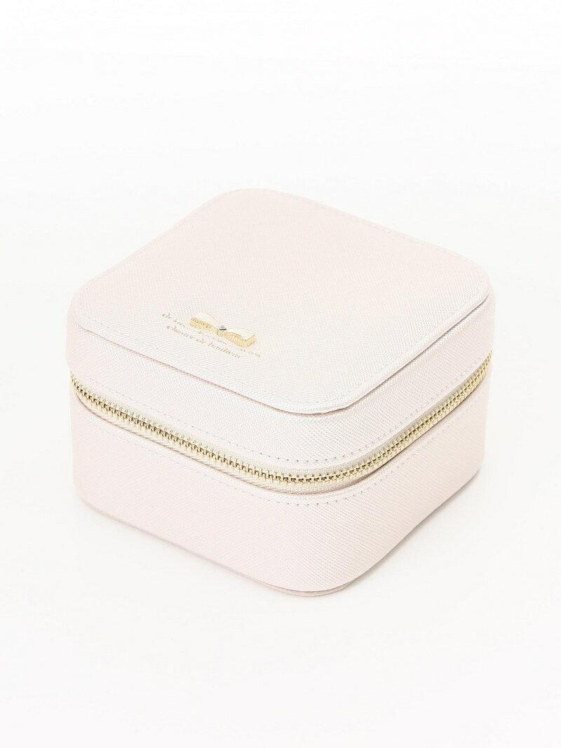[Rakuten BRAND AVENUE]ポータブルミニアクセサリーボックス Afternoon Tea アフタヌーンティー・リビング バッグ