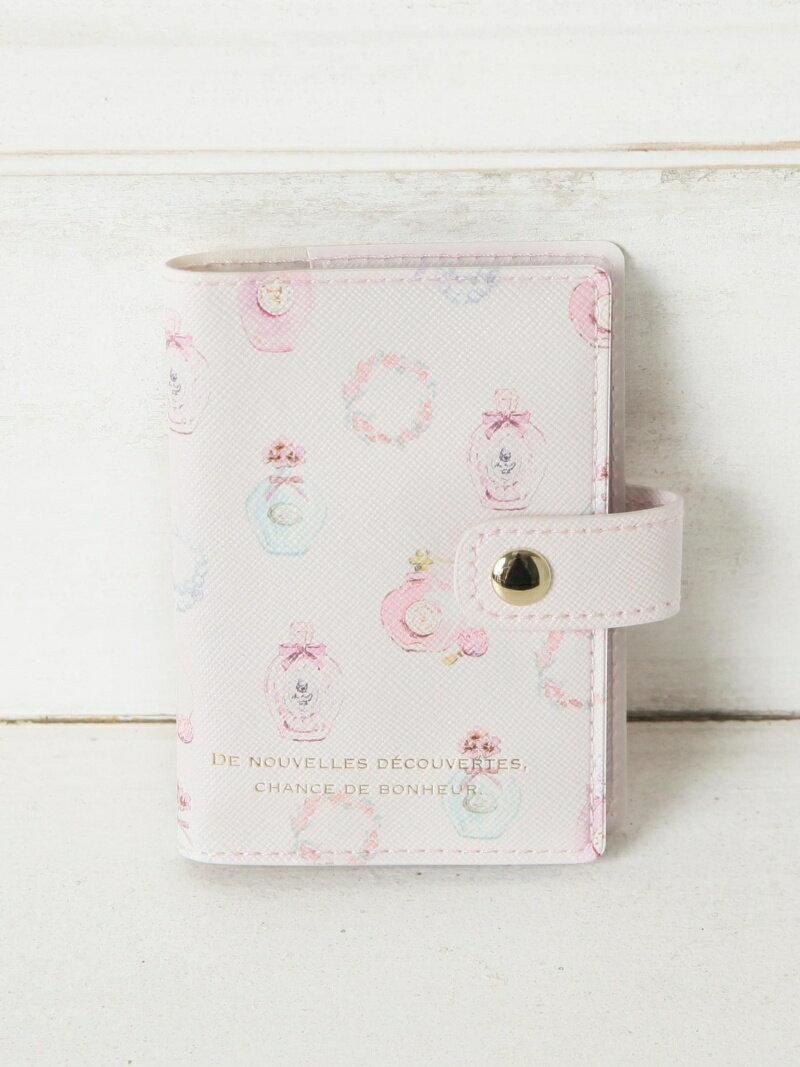 [Rakuten BRAND AVENUE]フェミニンモチーフ柄カードケース Afternoon Tea アフタヌーンティー・リビング 生活雑貨