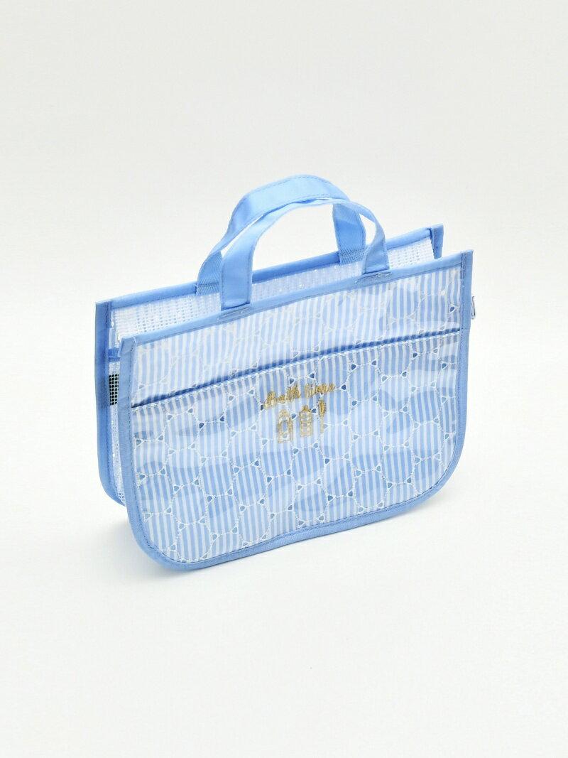 [Rakuten BRAND AVENUE]サークルレース刺繍スパバッグ アフタヌーンティー・リビング バッグ