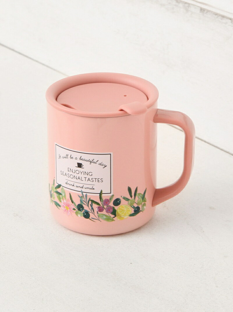 [Rakuten BRAND AVENUE]グロッサリー柄ステンレスマグカップ Afternoon Tea アフタヌーンティー・リビング 生活雑貨