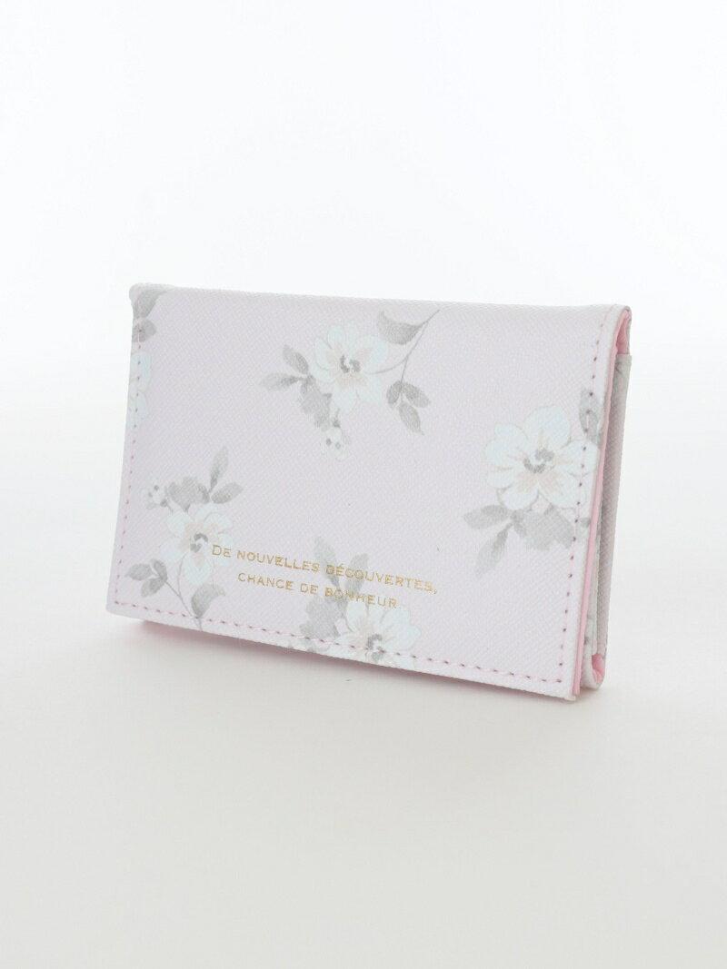 [Rakuten BRAND AVENUE]水彩フラワー柄名刺ケース Afternoon Tea アフタヌーンティー・リビング 生活雑貨