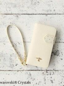 [Rakuten Fashion]【SALE/10%OFF】ワンチャームブック型iPhone8/7/6/6sケース Afternoon Tea アフタヌーンティー・リビング ファッショングッズ 携帯ケース/アクセサリー ホワイト【RBA_E】