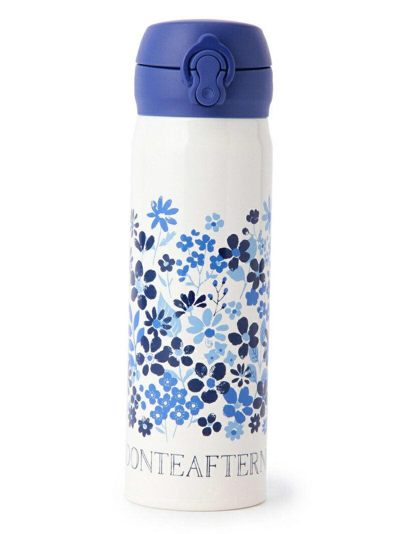 Afternoon Tea 花柄ワンタッチスリムボトル・500ml(水筒)/サーモス アフタヌーンティー・リビング【送料無料】