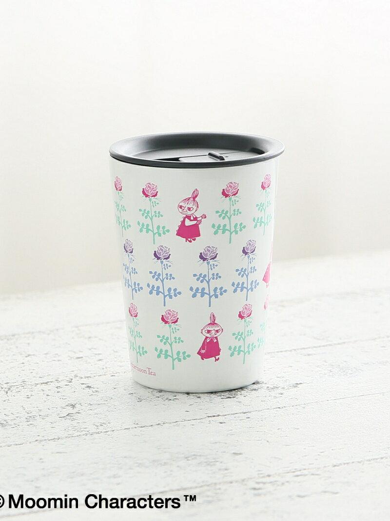 [Rakuten BRAND AVENUE]Moomin×Afternoon Tea/ステンレスタンブラー 400ml Afternoon Tea アフタヌーンティー・リビング 生活雑貨
