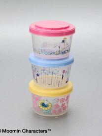 [Rakuten BRAND AVENUE]Moomin×Afternoon Tea/3段カップ型容器 アフタヌーンティー・リビング 生活雑貨