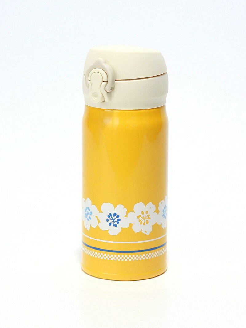 [Rakuten BRAND AVENUE]サーモス/フラワー柄軽量ワンタッチスリムボトル 350ml Afternoon Tea アフタヌーンティー・リビング 生活雑貨【送料無料】