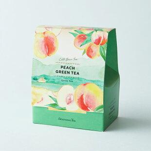 白桃緑茶【アフタヌーンティー・ティールーム】