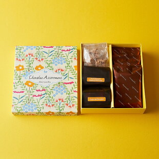 ショコラアソート【アフタヌーンティー・ティールーム】【チョコレート詰め合わせギフトアフタヌーンティー】
