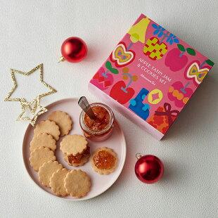 ジャムサンドクッキーセット【アフタヌーンティー・ティールーム】【ジャムクッキー詰め合わせクリスマスギフトかわいいおしゃれ】