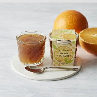 ティーシャーベットオレンジ&アールグレイ【アフタヌーンティー・ティールーム】