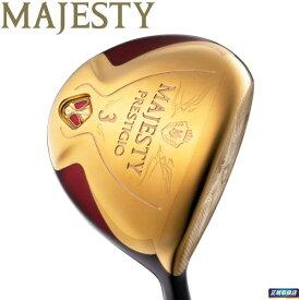 [2020年モデル] マジェスティゴルフ レディース PRESTIGIO XI プレステジオ11 フェアウェイウッド MAJESTY TL740 シャフト
