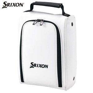 ダンロップ SRIXON スリクソン シューズケース GGA-S164 ホワイト [2020年モデル]