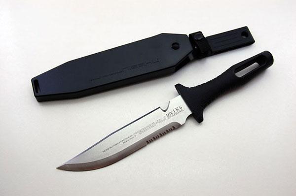 レジャーナイフ 陸刀(リクカタナ)  nisaku NO810 富田刃物