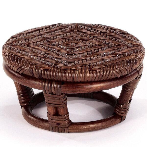 【送料無料】天然の素材を使用したお洒落で上質な籐の正座座椅子正座椅子 座椅子 籐椅子 ラタン座椅子 SZ-202D
