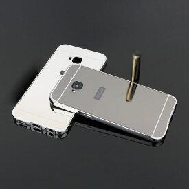 ASUS Zenfone 4 Selfie Pro ZD552KL アルミ バンパー 耐衝撃 メッキ/鏡面 かっこいい バックパネル付き メタルサイドバンパー ゼンフォン 4 セルフィー プロ ZD552KL おすすめ おしゃれ スマフォ スマホ スマートフォンケース/カバー