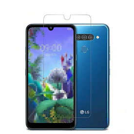 LG K50 ガラスフィルム 強化ガラス 液晶保護 2.5D 9H 液晶保護シート 液晶保護ガラスシート 保護ガラス