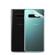 SamsungGalaxyS10/S10+/S10eバックフィルムクリア背面保護フィルムギャラクシーS10/S10+/S10e保護フィルム