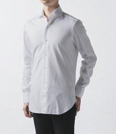 【2019秋冬SALE】バルバ/BARBA シャツ メンズ CULTO ドレスシャツ WHITE 19年秋冬 K1U13H-5977-01UWHI【2019awa】