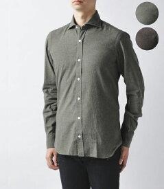 バルバ/BARBA シャツ メンズ DANDYLIFE コットンシャツ 2019年秋冬新作 LFU136-6050