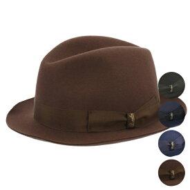 ボルサリーノ/BORSALINO 帽子 メンズ TRILBY ファーフェルトハット 2019年秋冬 160222-0222