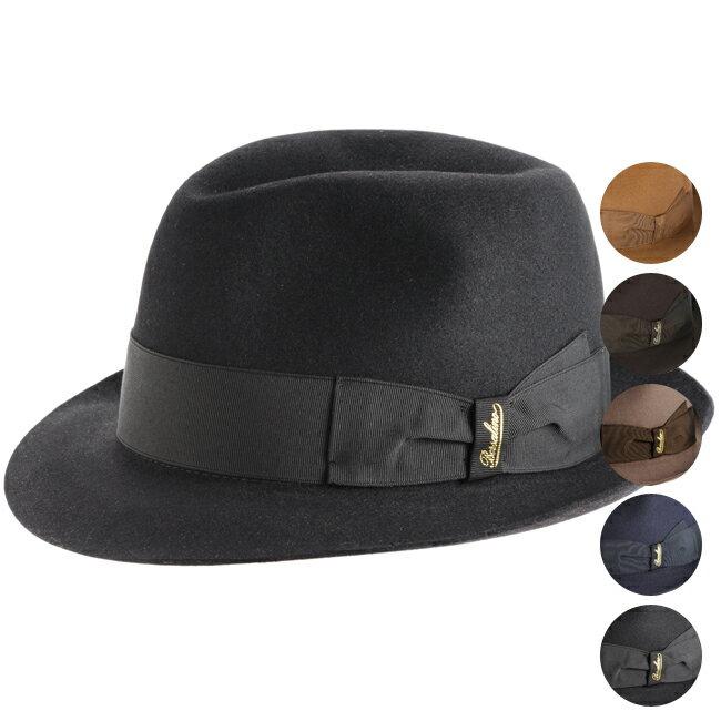 ボルサリーノ/BORSALINO 帽子 メンズ ALESSANDRIA ハット 2018年秋冬新作 390131-0131