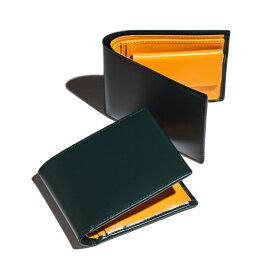 エッティンガー/ETTINGER 財布 メンズ Bridle Hide 二つ折り財布 BH141JR-0001-0005