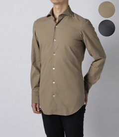 【FINAL SALE】フィナモレ/FINAMORE シャツ メンズ TOKIO ドレスシャツ SIMONE-044925