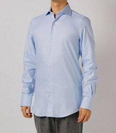 【FINAL SALE】フィナモレ/FINAMORE シャツ メンズ MILANO カッタウェイシャツ ZANTE-840566