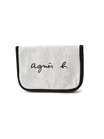 [Rakuten Fashion]agnes b. ENFANT/(K)GL11 母子手帳ケース agnes b. ENFANT アニエスベー マタニティー/ベビー 母子手帳ケース グレー【送料無料】