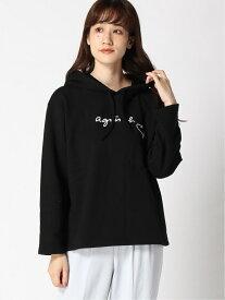 [Rakuten Fashion]【SALE/50%OFF】agnes b. FEMME/(W)SBX4 スェット agnes b. FEMME アニエスベー カットソー スウェット ブラック ホワイト【RBA_E】【送料無料】
